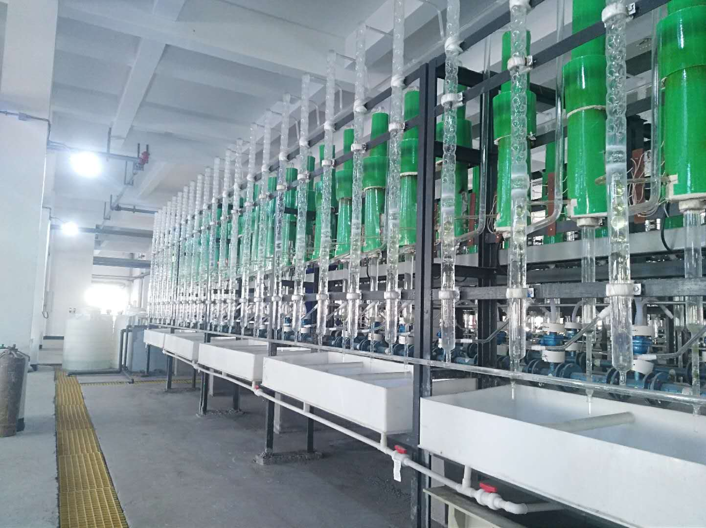 Sulfuric Acid Distillation Purification Equipment
