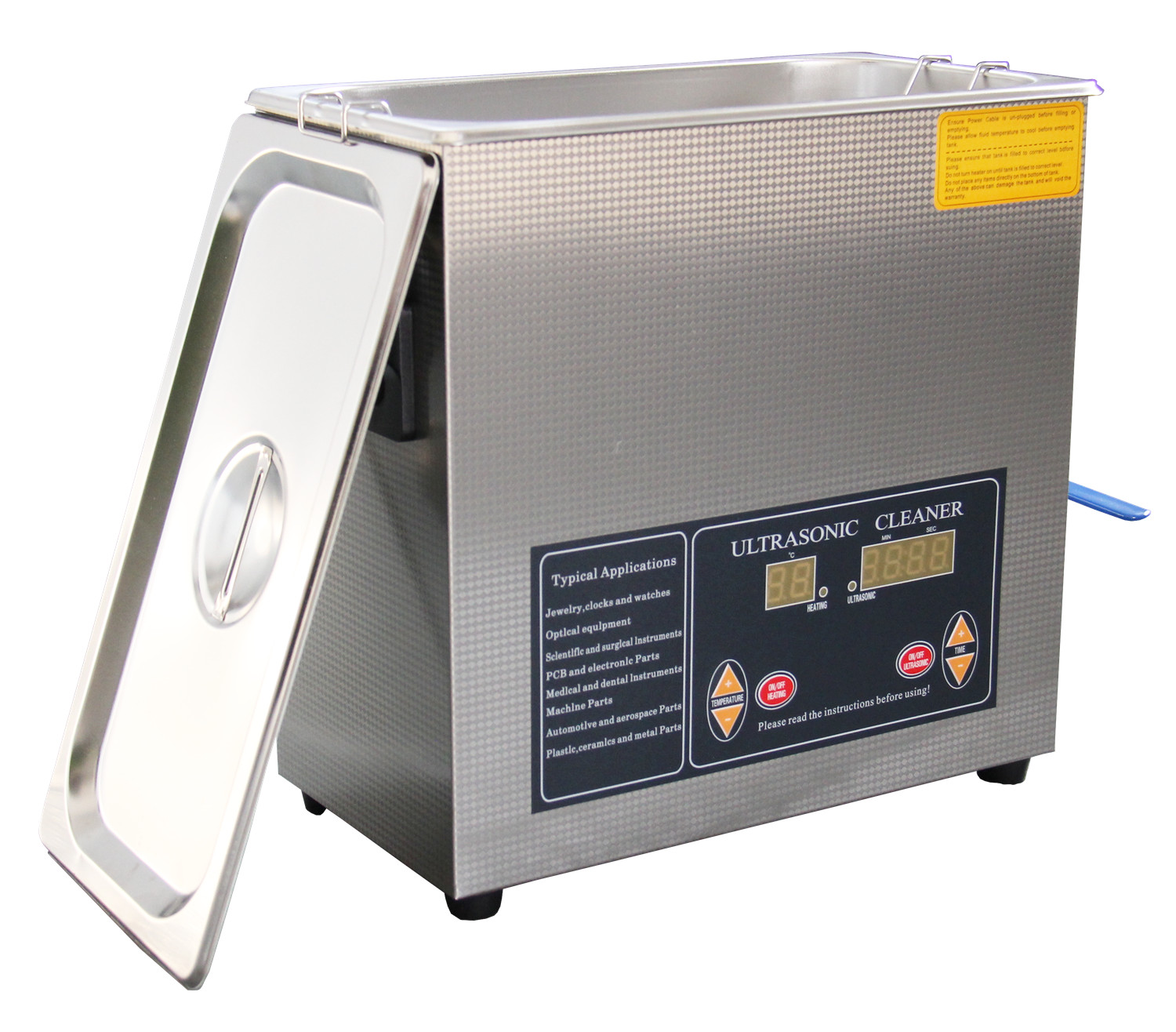 ultrasonic cleaner for jewelry TSX-120ST