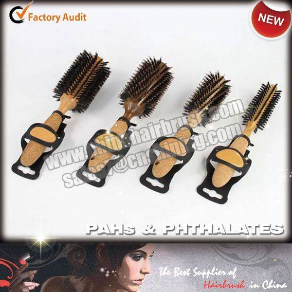 Professional Wooden Hairbrushes