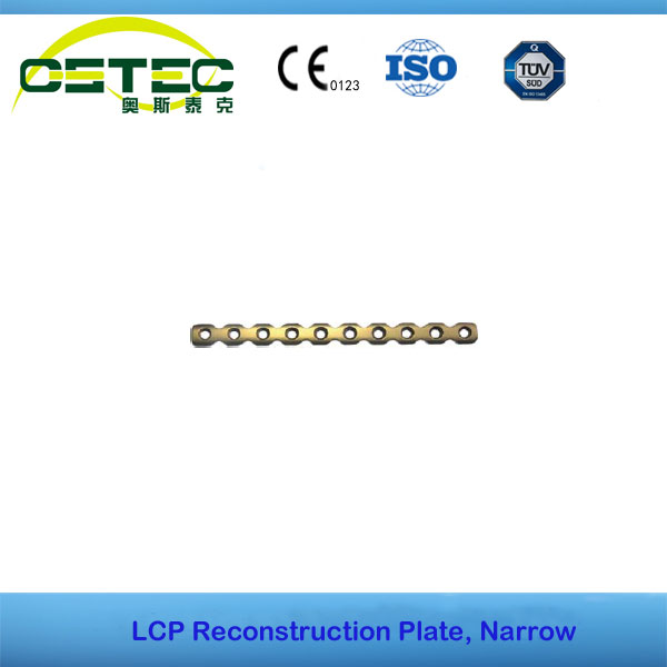 LCP Reconstruction Plate, Narrow