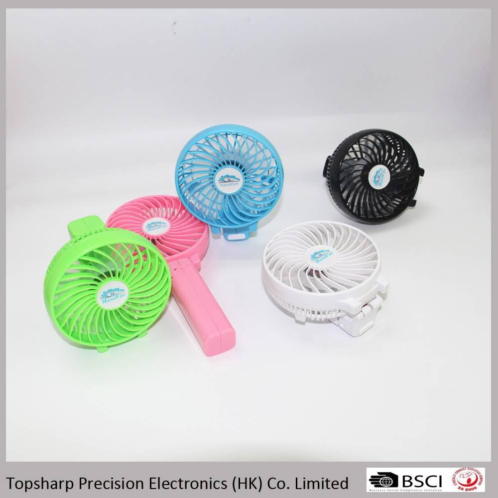 Handfan usb mini portable foldable handheld fan