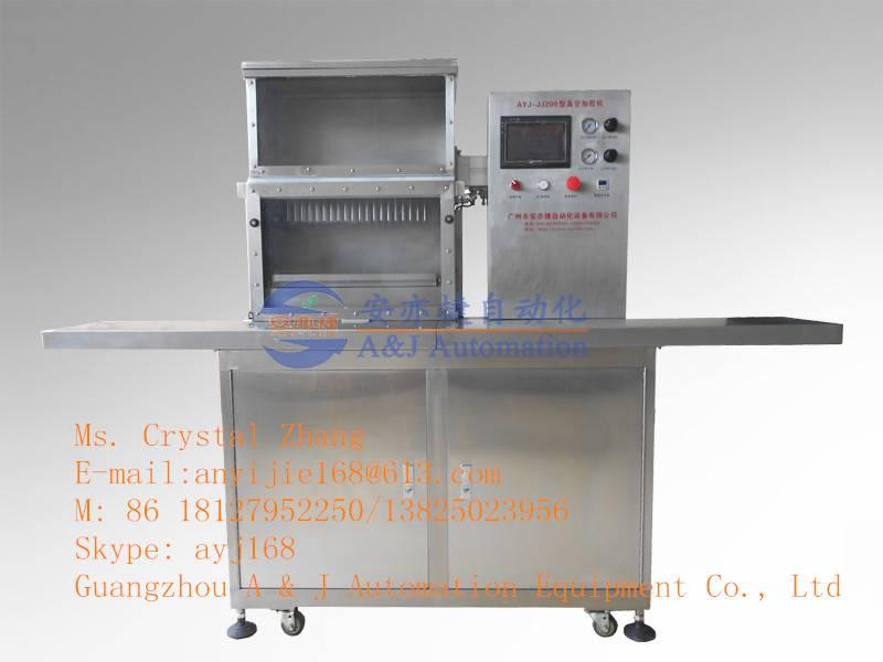 AYJ-JJ200 Automatic vacuum gel filling machine