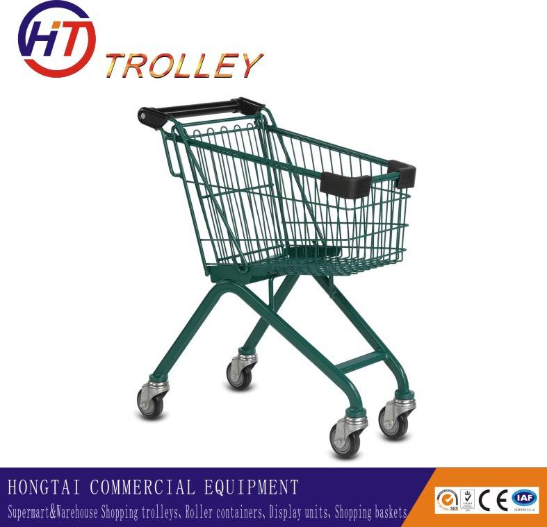 supermarket child size shopping trolley cart