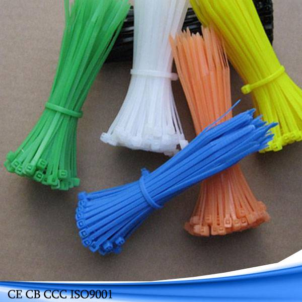 nylon cable tie plastic cable tie  self locking cable tie