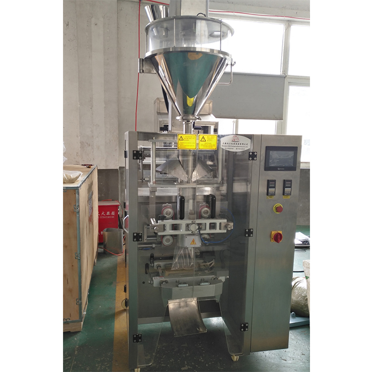 Flour Milk Powder packing machine Gusseted spice filling machine