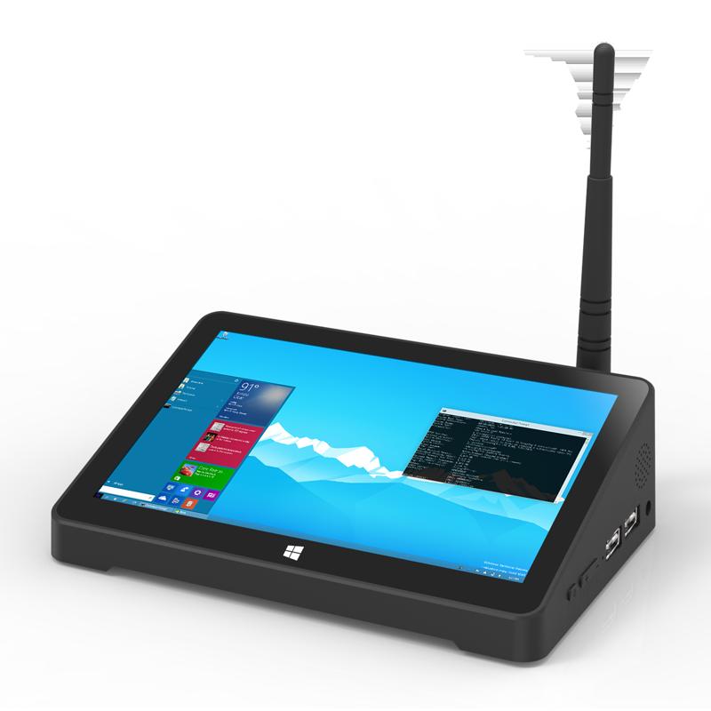 7 inch windows10 industrial tablet pc z3735 with WIFI 2GB RAM 32GB ROM
