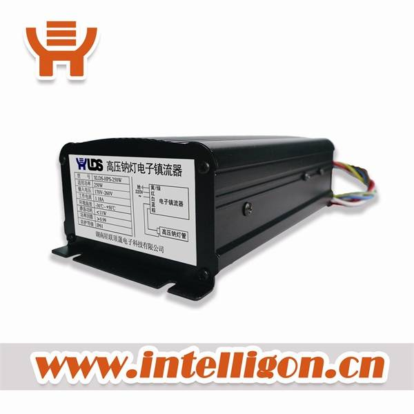 Electronic Ballast for HID-High Pressure Sodium Lamp- 110W