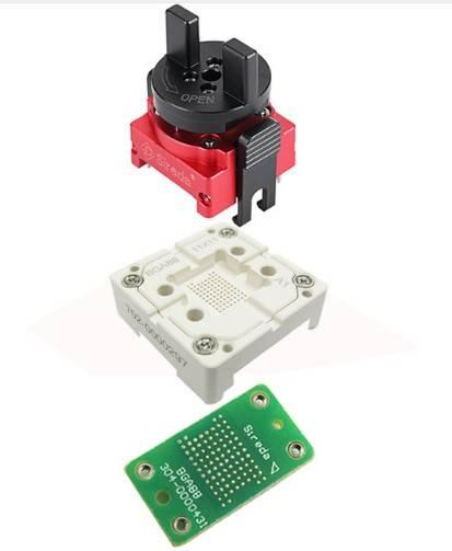 BGA88 Socket F Solution_11X11mm_Premium, IC Programmer Socket Test Socket, NAND Flash Test Adapter t