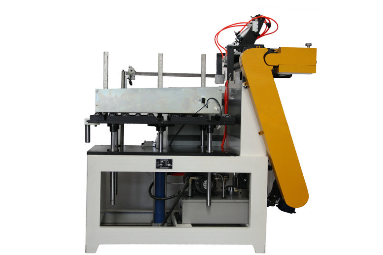 ZDCY350 automatic tin pail body forming machine