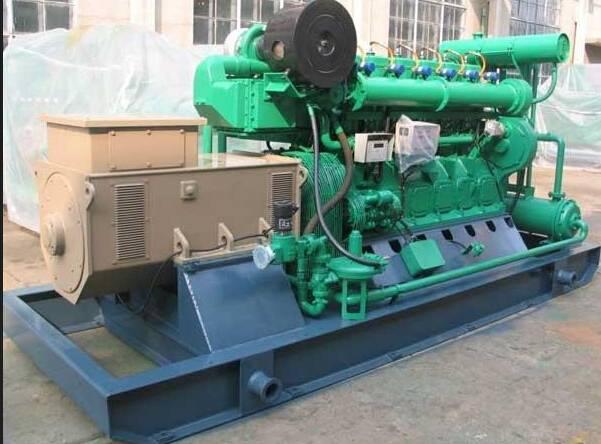 105kW Natural Gas Generator LPG Generarator Powered by Lovol Engine Stamford Alternator