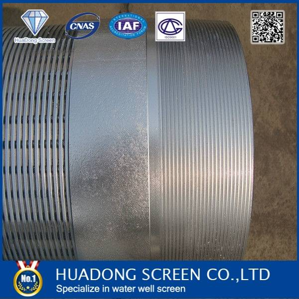 (the best supplier)stainless steel Johnson screen/water well screen