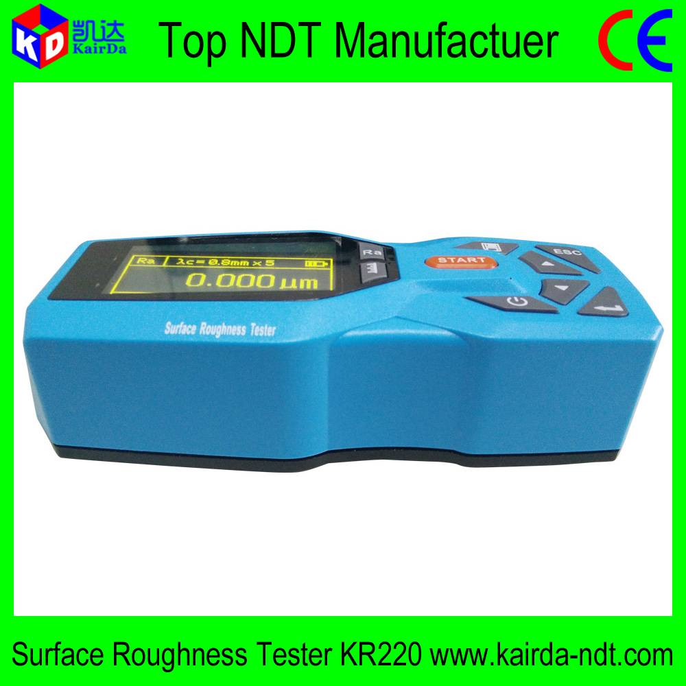 China Manufactuer Surface Roughness Tester