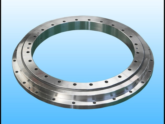 External gear slewing ring bearing turntable bearing for excavator
