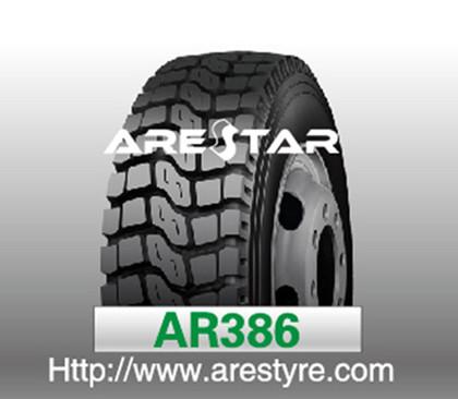 Arestar radial truck tyre AR386
