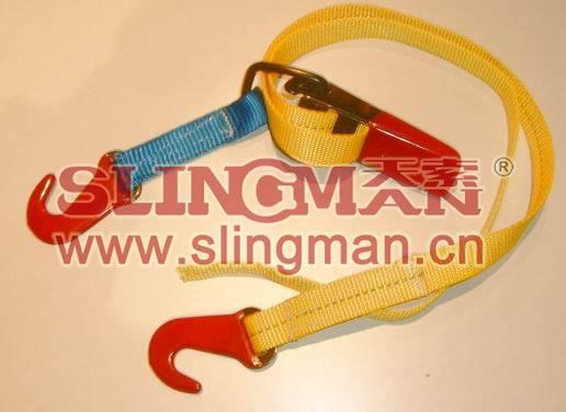 China supplier vehicle lashing straps car lashing ro-ro ship lashing