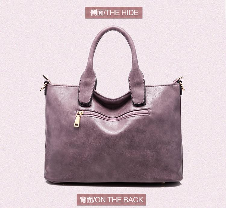 lady' handbag realt leather bag new fashin 2017 bag