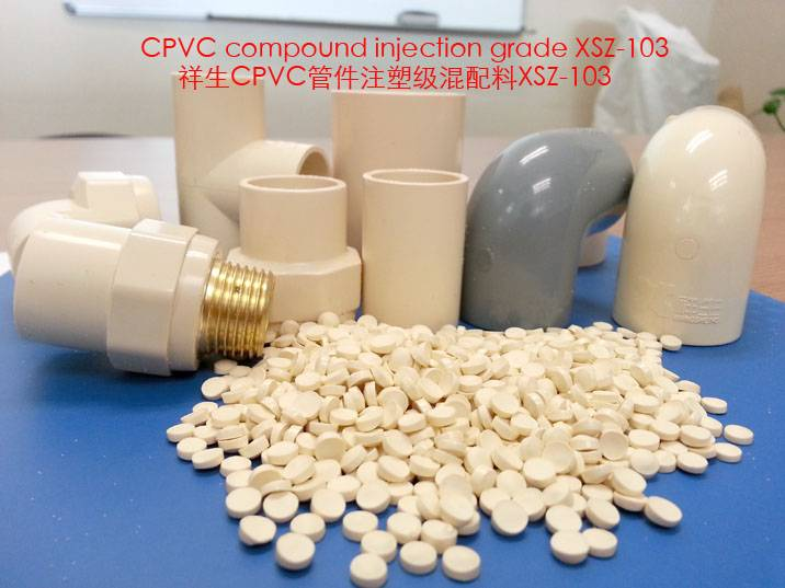 CPVC COMPOUND FOR FITTING
