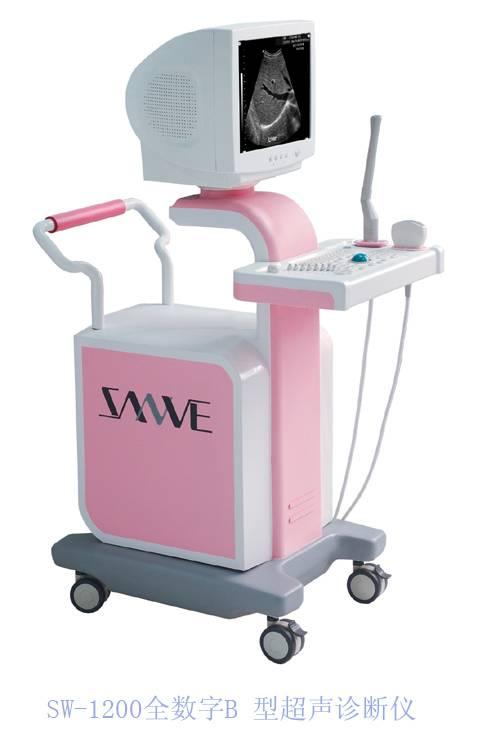 Ultrasound scanner (trolley)