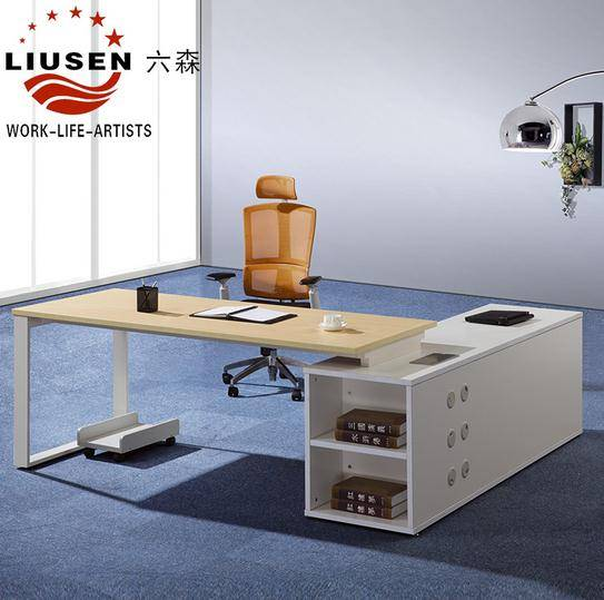 (AO-ls2014B01)elegant office desk hot sale table and chair furniture