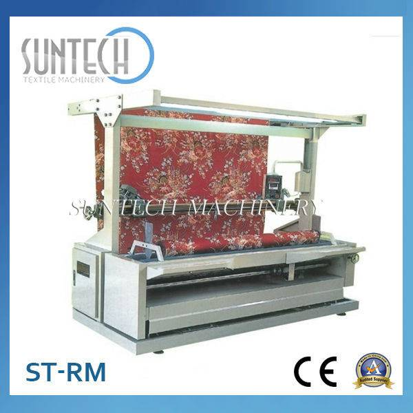 Factory Directly Provide High Quality Fabric Rewinding Machine