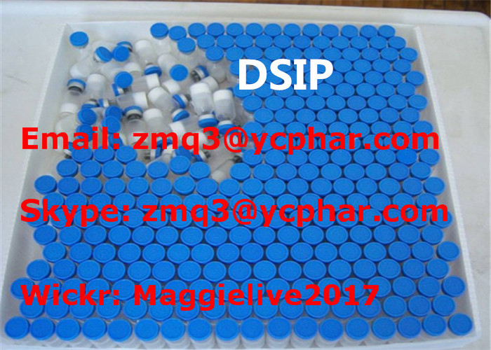 Delta Sleep Inducing Peptide DSIP 2mg / vial Lyophilized Powder For Your Body