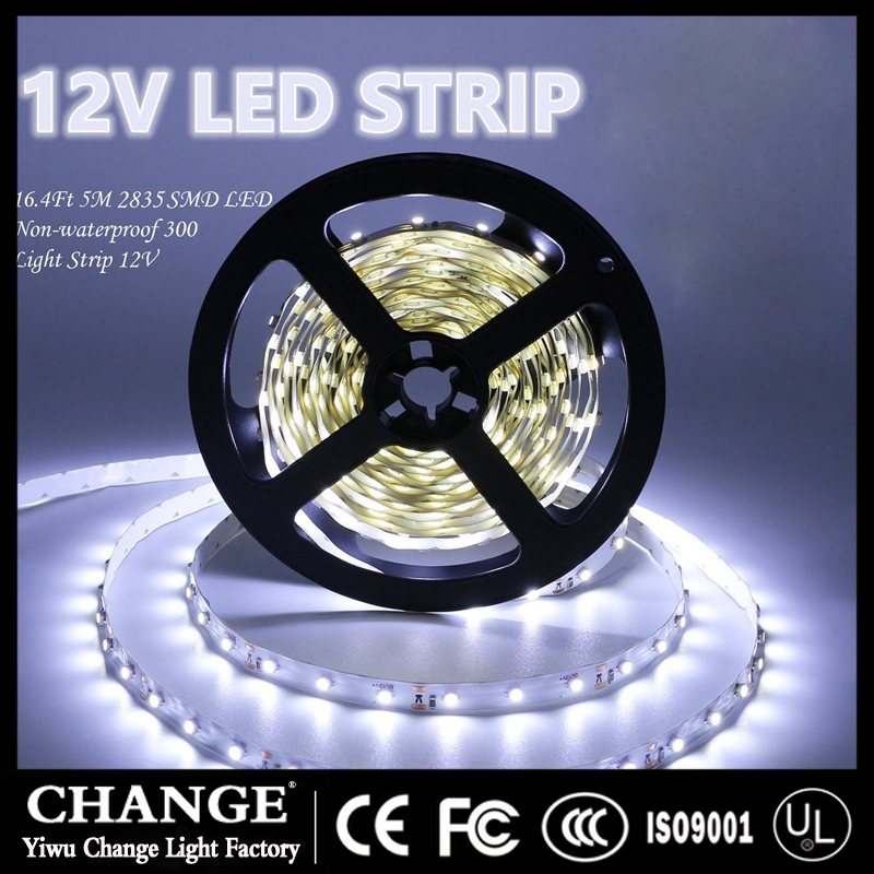 LED Strip Light SMD2835 5050 Waterproof Flexible Lamp for Holiday Lamp Wedding Party Christmas