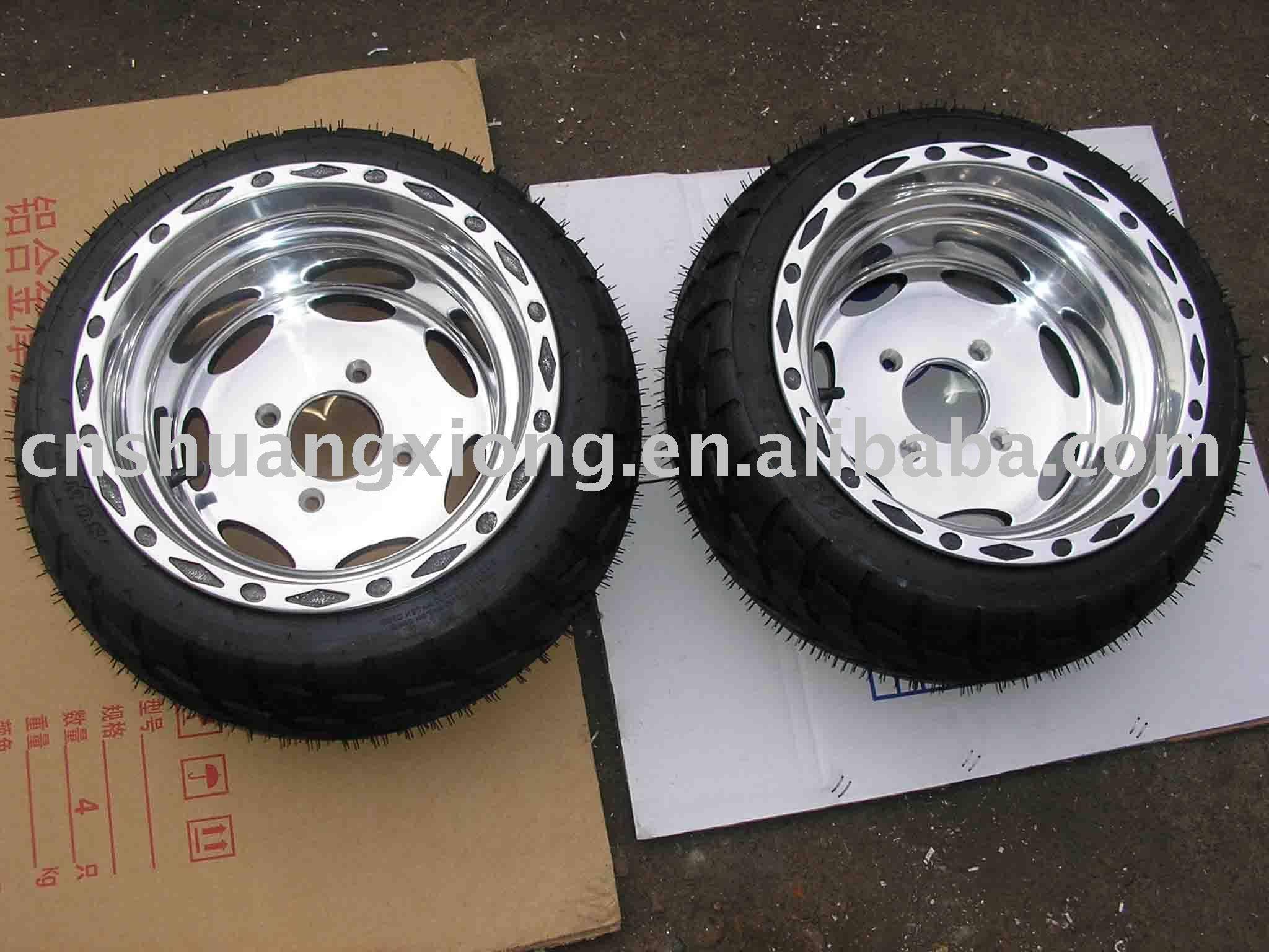 12 inch ATV tyre wheels