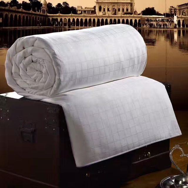 silk quilts