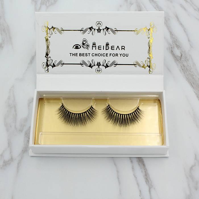 3D false eyelashes