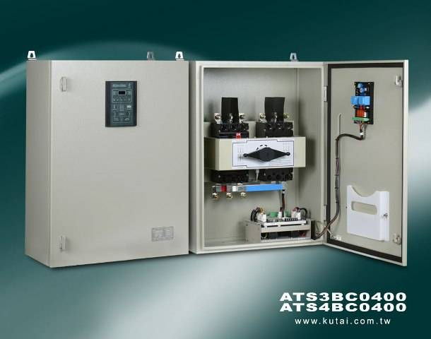 Automatic Transfer Switch 400Amp