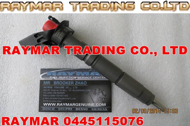 BOSCH Piezo injector 0445115075, 0445115076 for Mercedes Benz A6420701987