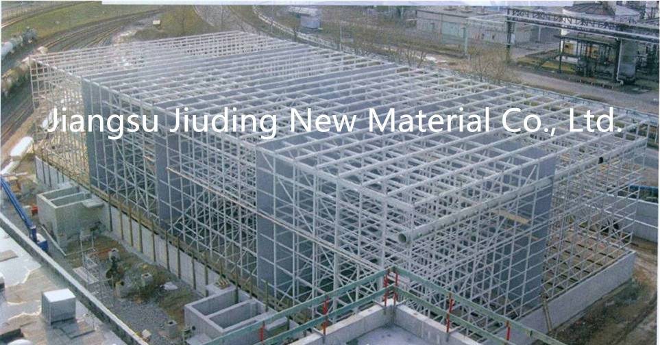 High Quality FRP Cooling Tower Pultrusion Profiles Fire Retardant