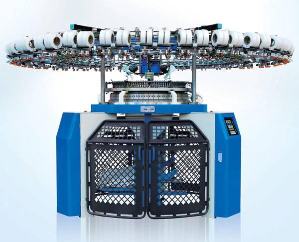 Sinker Loop Pile Electronic Sinker Selection Jacquard Knitting Machine