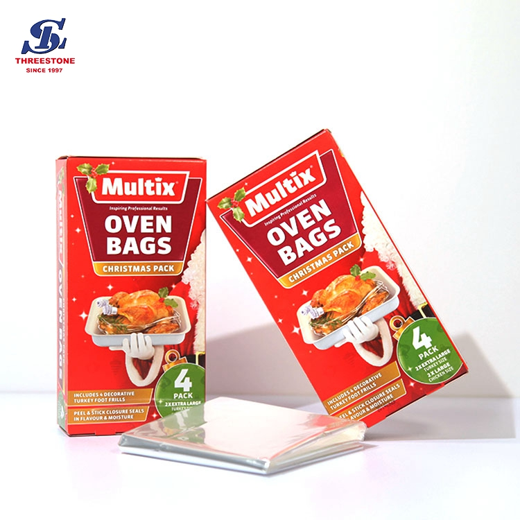 Disposable chicken packaging Heatresistant Airline Oven Food Cook Bag