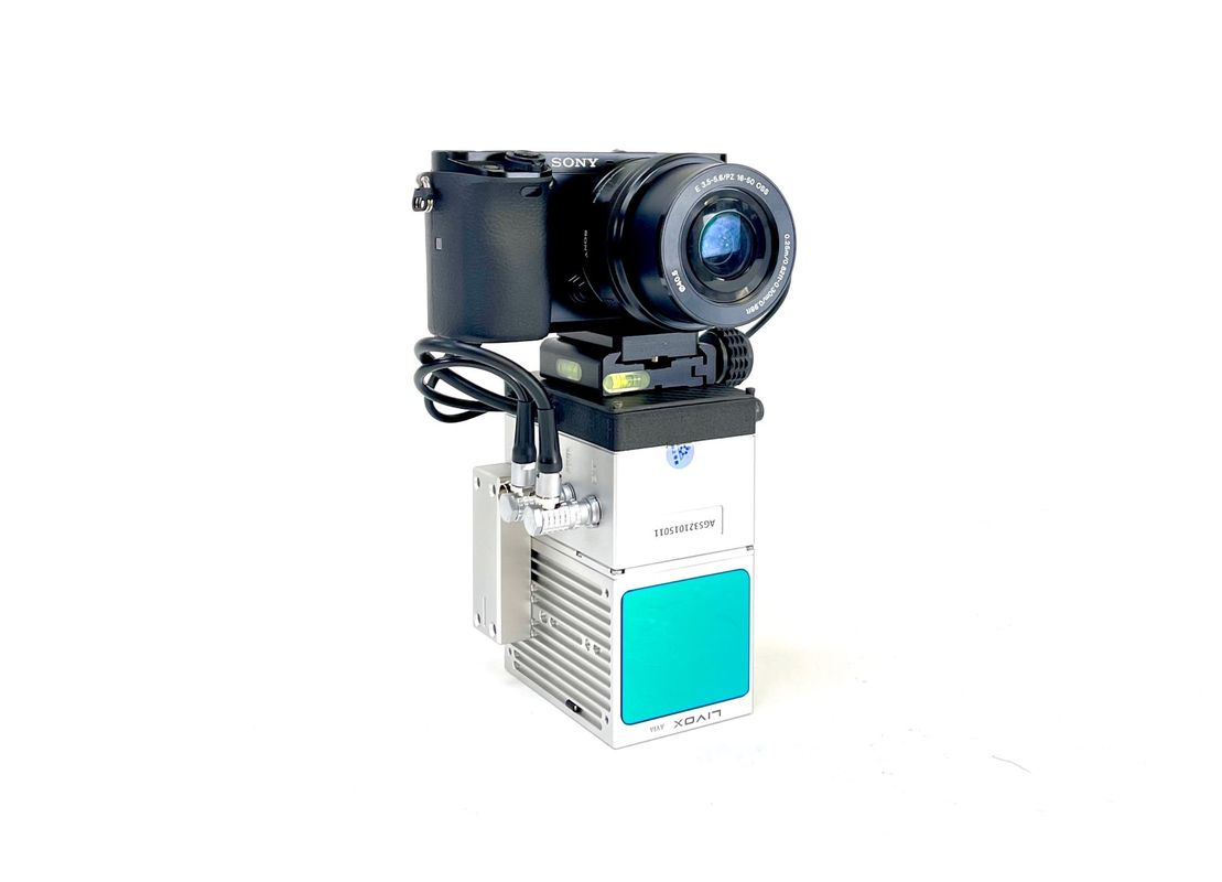 200M AGL 3D Mapping DJI L1 Laser Mobile LiDAR System