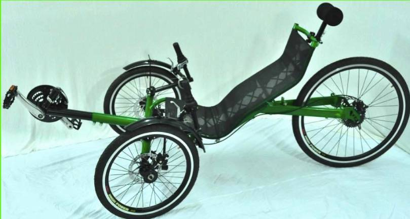 Recumbent Bicycles Tricycle 3Wheels Bike