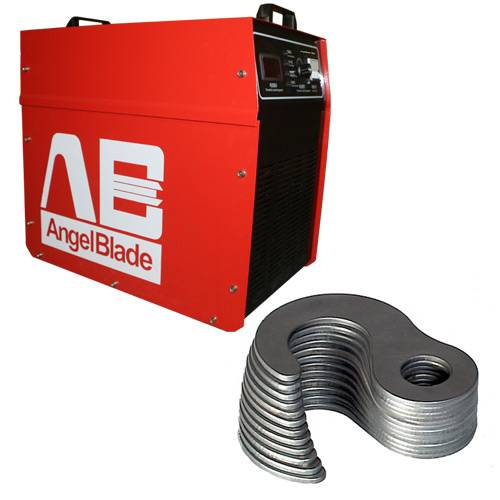 AngelBlade economical air plasma cutter machine 100 E