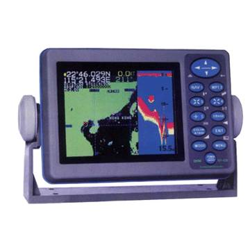 MARINE GPS NAVIGATION DISPLAYER