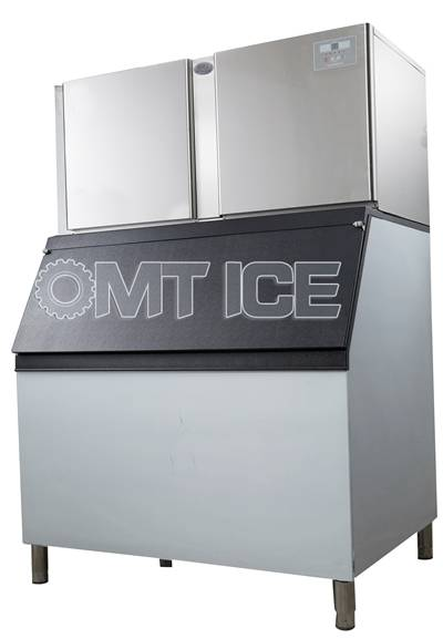 OMT 900kg Cube Ice Machine