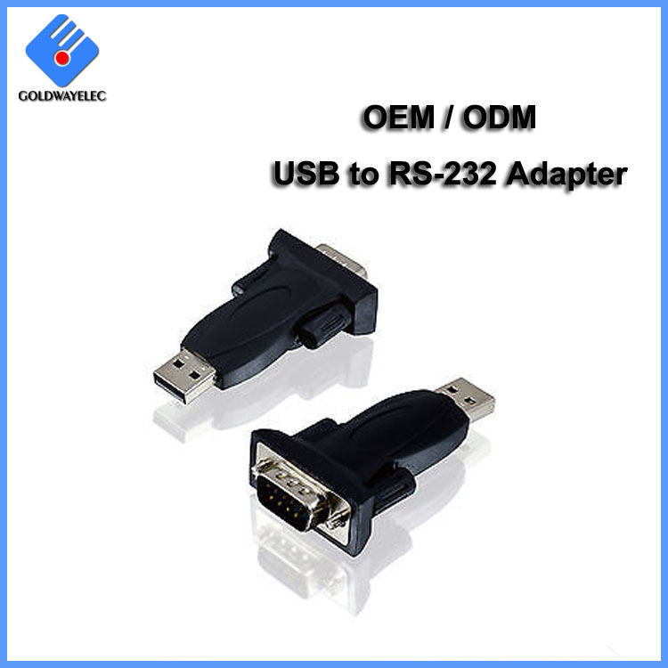 USB to RS-232 cable (FTDI) with 3 LED indications