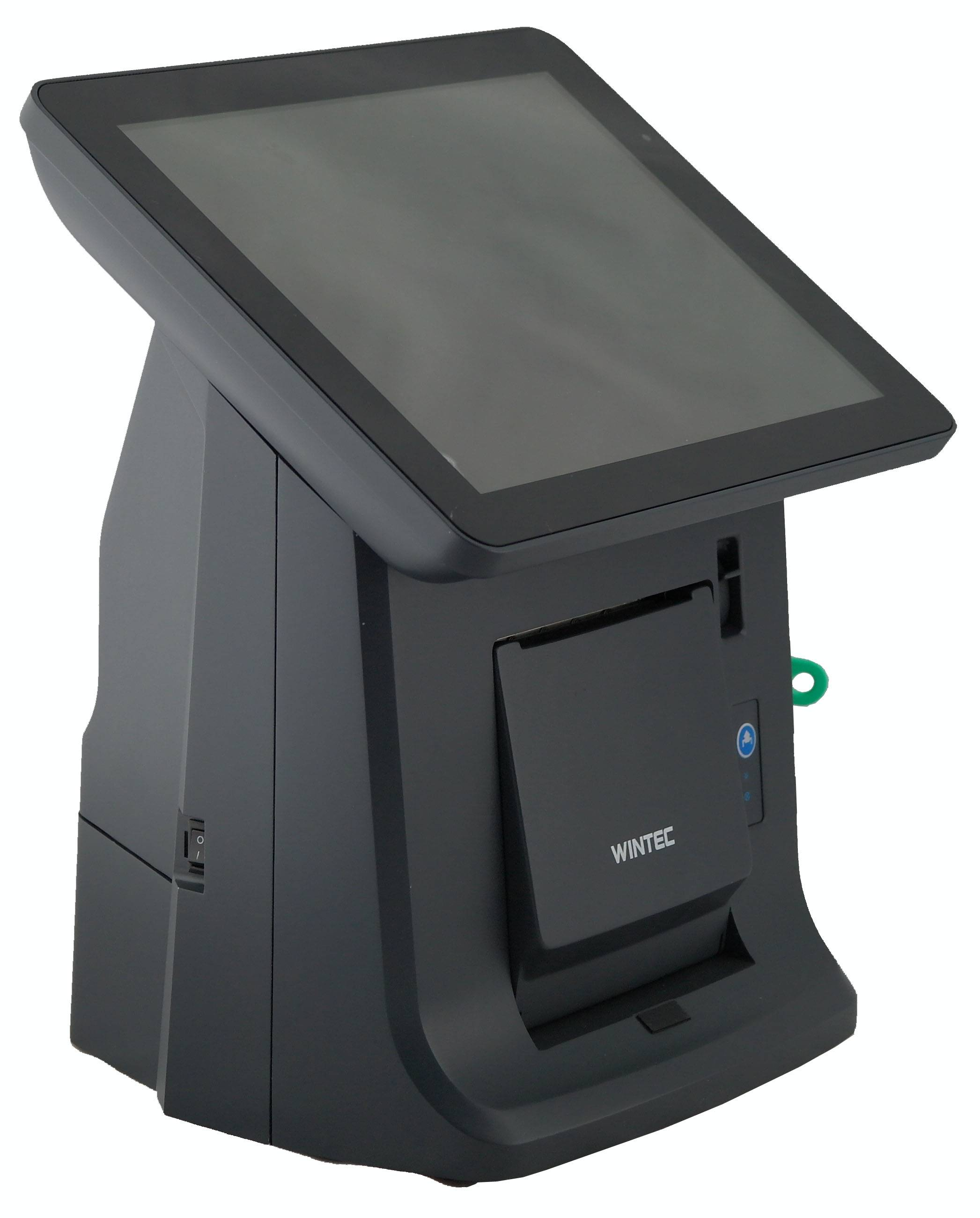 """9.7"""" and 12.1"""" Capacitive touch screen POS with Android"""