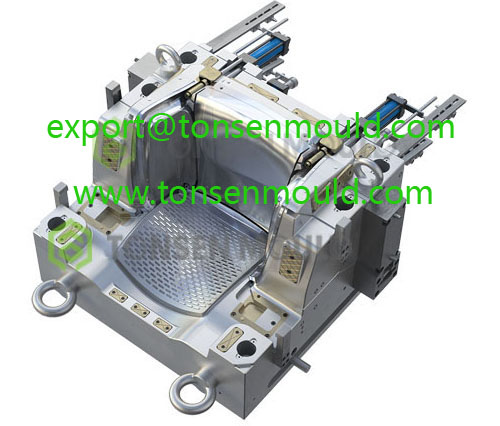 pp plastic material chair mould tooling