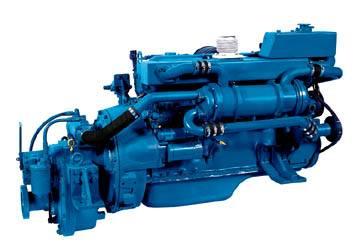 Marine Propulsion Diesel Engine (H4DT)
