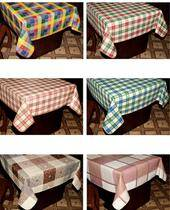 fashionable PVC Non-woven Fabric Table Cloth