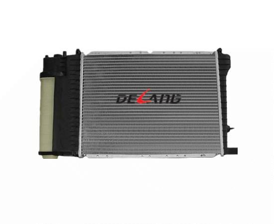 Brazed radiator