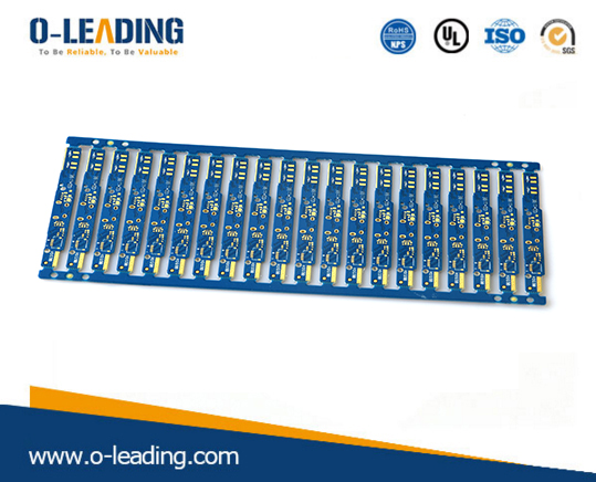 ultra Thin 0.5mm PCB 2 Layer with TG 150