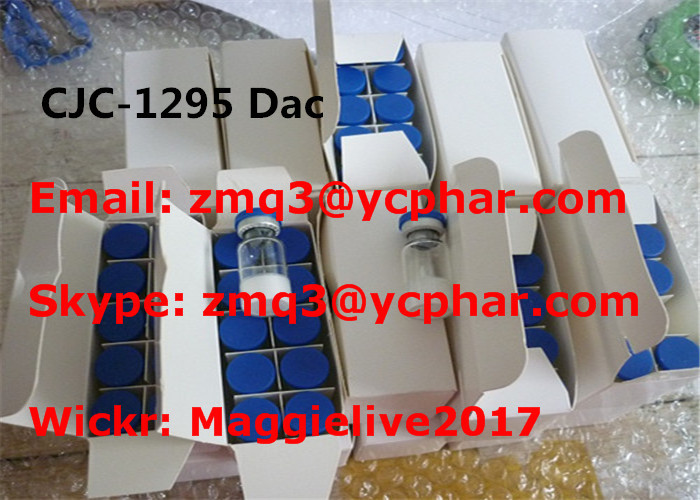 Peptides Bodybuilding , CAS 863288-34-0 CJC 1295 DAC For Adult