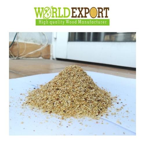 Pine Wood Sawdust