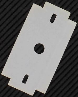 Zro2 Zirconia Ceramic Cutting Blades