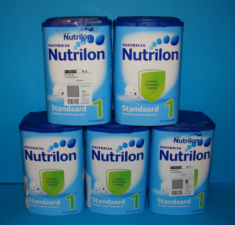NETHERLANDS ORIGIN NUTRICIA NUTRILON baby milk powder all stages available